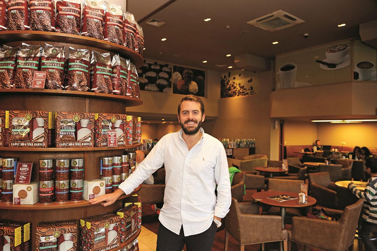 Kahve Dünyası'ndan Yıl Sonuna Kadar 50 Milyon TL Yatırım
