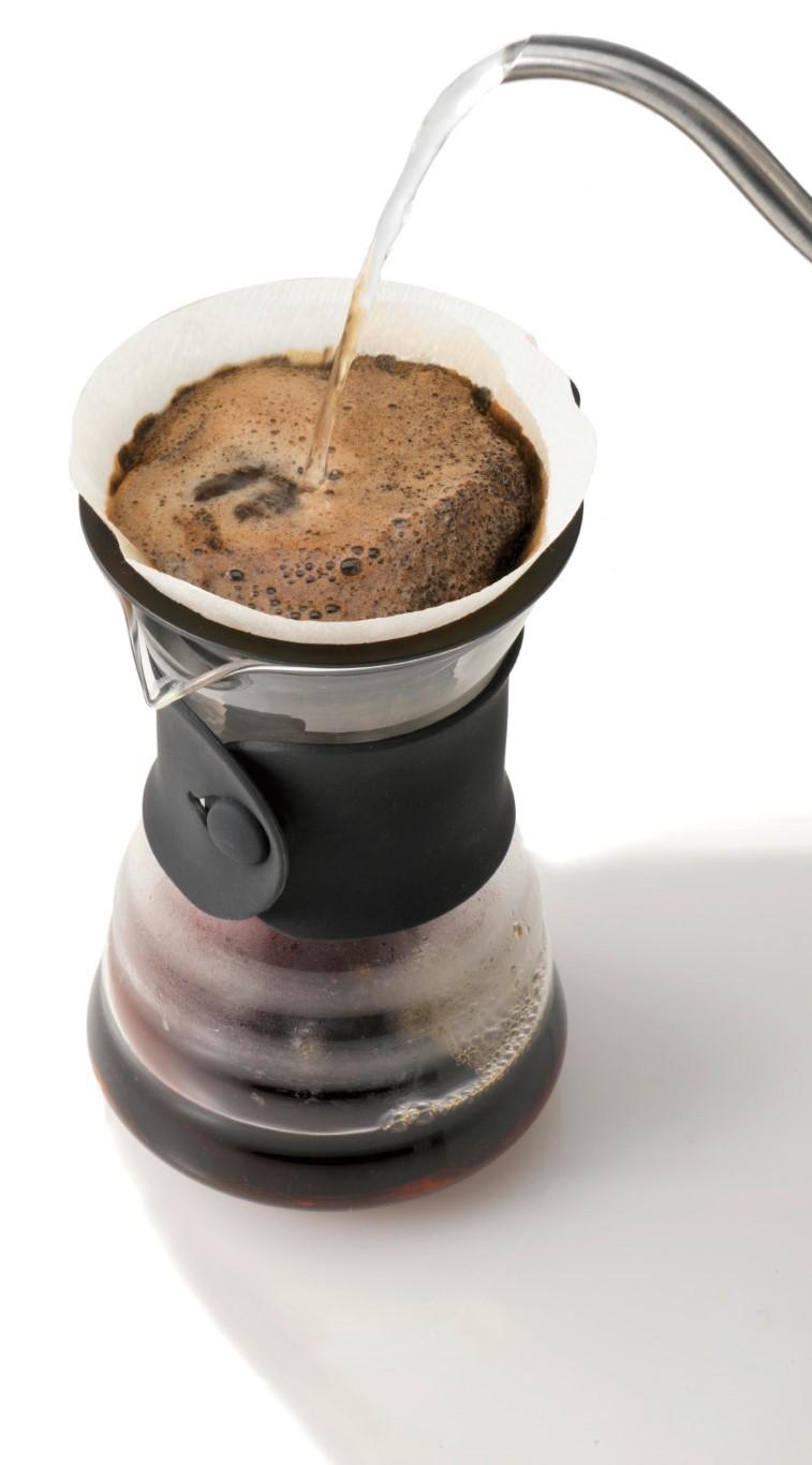 Hario V60 VDD-02B Pour Over Kahve Demleme Seti