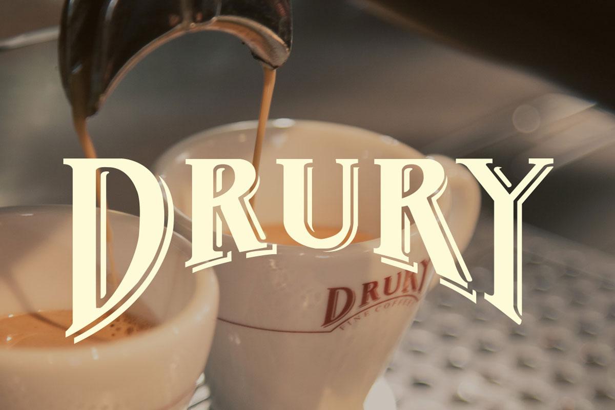 Michelin Yıldızlı Kahve Drury Türkiye'de