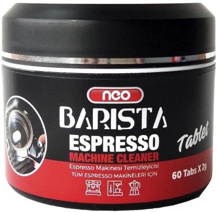 Neo Barista - Neo Barista Espresso Makinesi Tablet Temizleyici 60 x 2 G