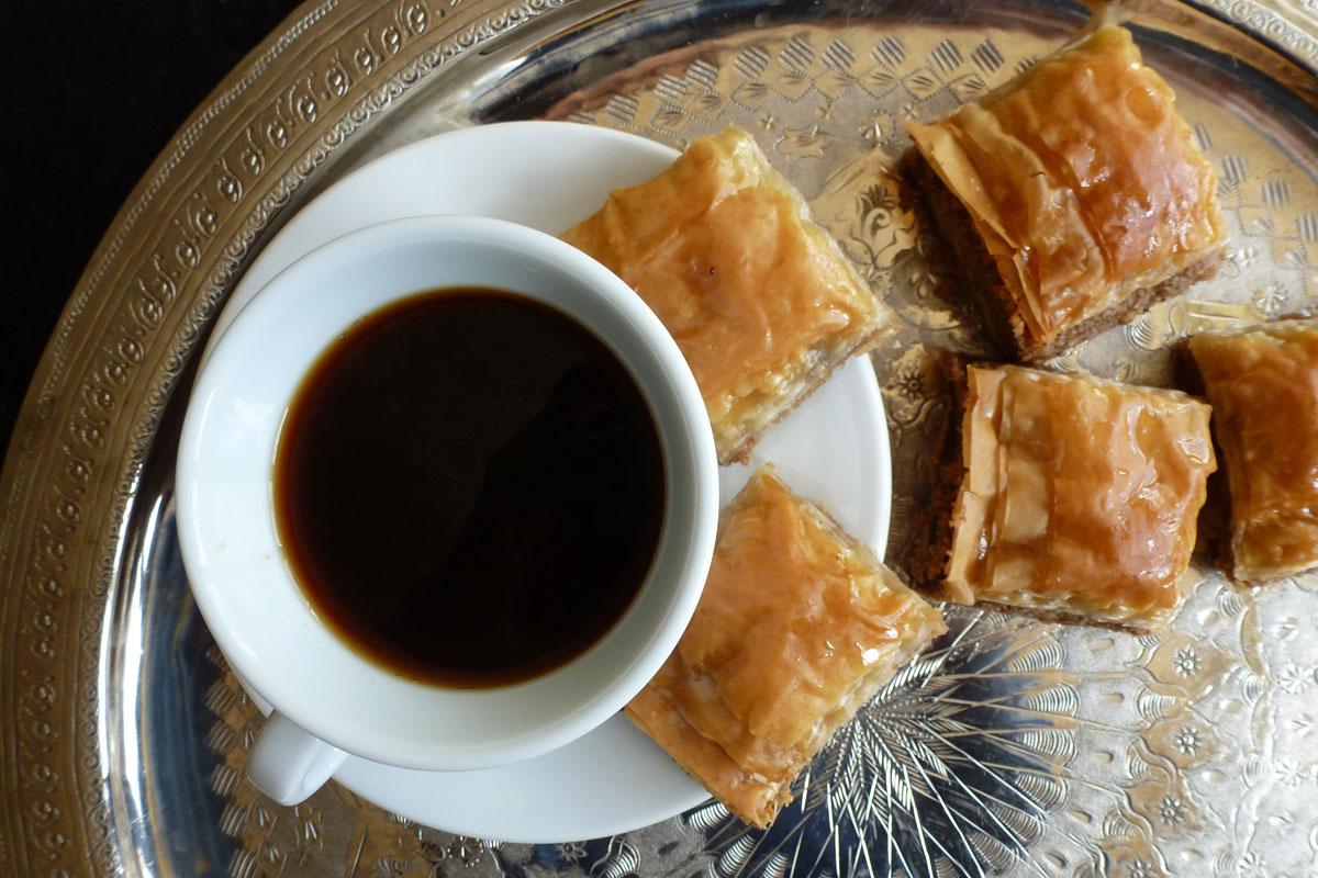 Bu Bayram da En Çok Türk Kahvesi Tercih Edildi