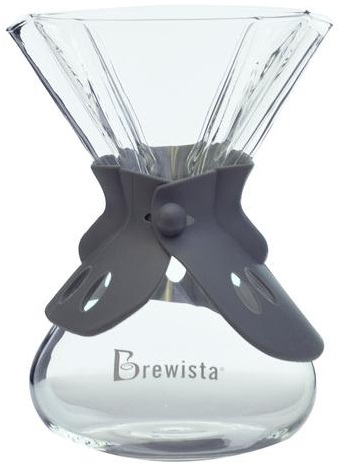 Brewista - Brewista Smart Brew 5 Cup Hourglass Kahve Demleyici
