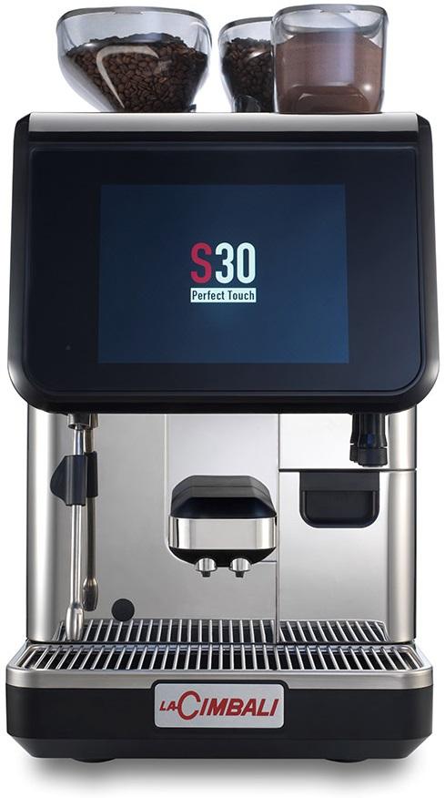 La Cimbali - La Cimbali S30 CS Tam Otomatik Kahve Makinesi