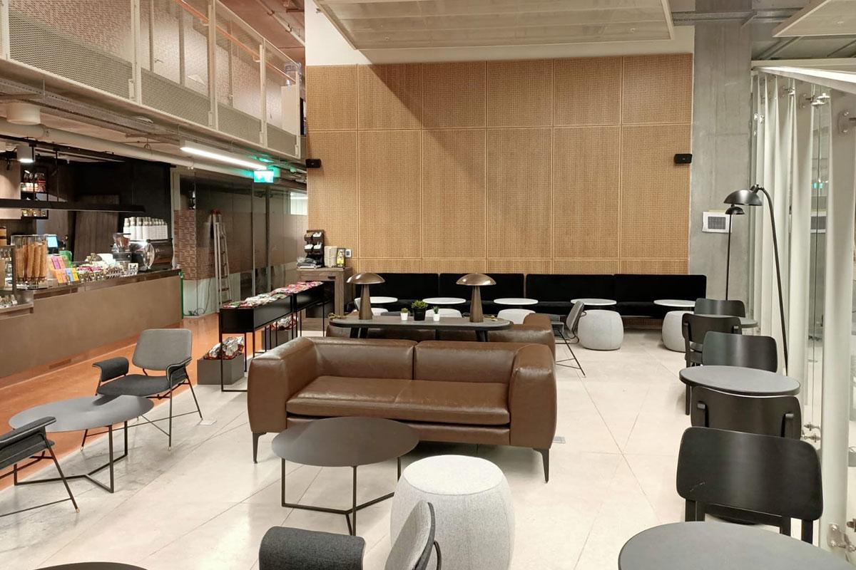 Kahve Dünyası Algötür, Özyeğin Üniversitesi'nde Açıldı