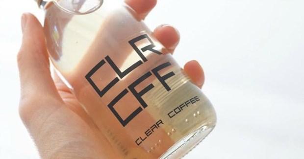 Dünyanın İlk Renksiz Kahvesi Satışa Sunuldu