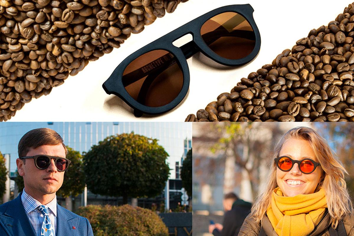 Kahve Atıklarından Yapılan Organik Güneş Gözlüğü
