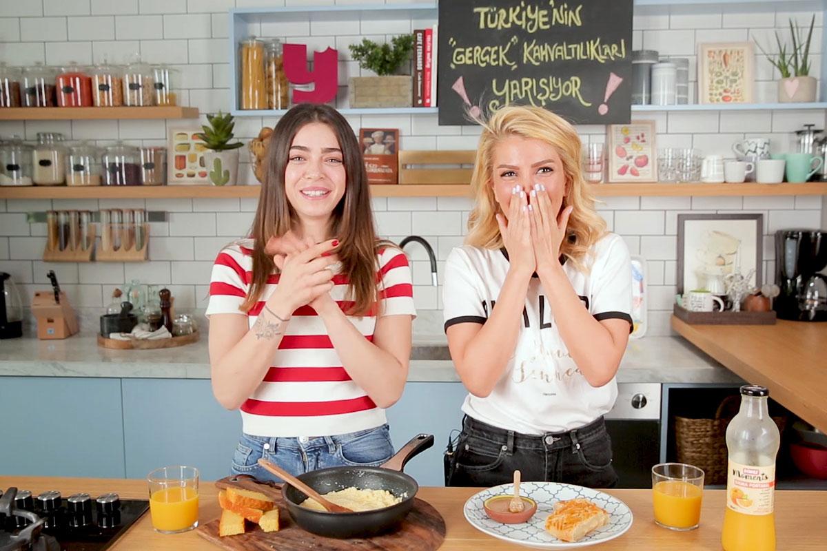 Türkiye'nin Gerçek Kahvaltılıkları Yarışıyor
