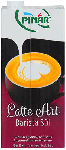 Pınar Süt - Pınar Latte Art Barista Süt 1 L