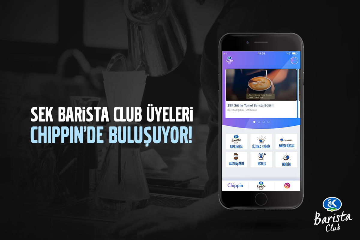 SEK Barista Club'da Seni Neler Bekliyor?