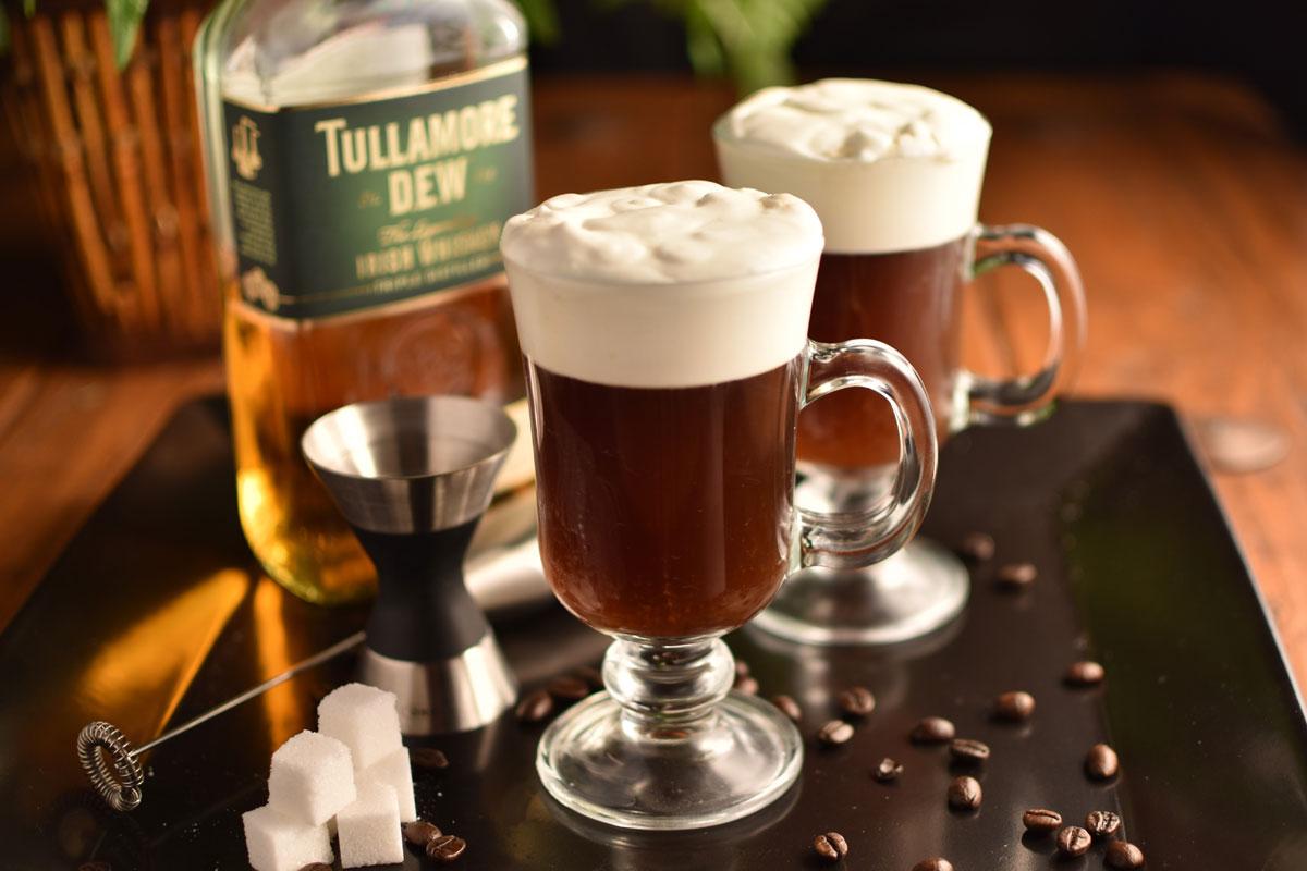 Irish Coffee - Isıtıcı Bir İçecekten Global Markaya
