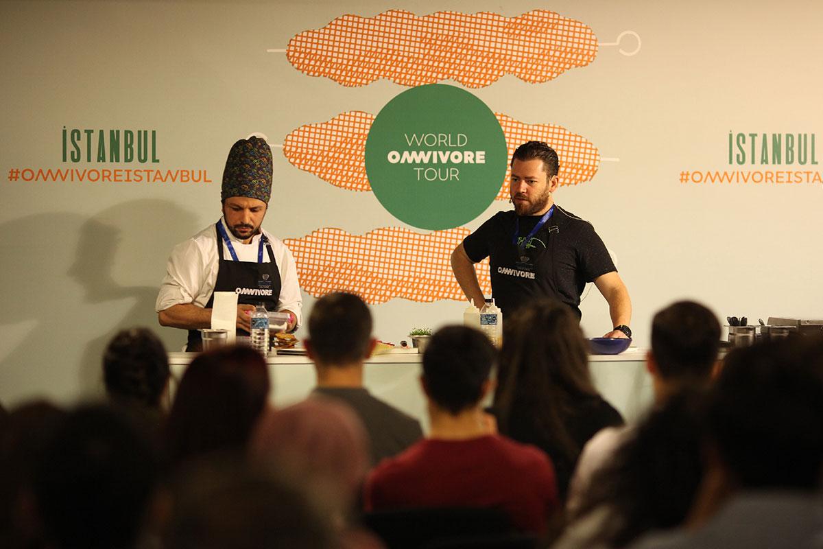 Dünyaca Ünlü Şefler Omnivore İstanbul İçin Geliyorlar