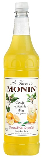 Monin - Monin Cloudy Lemonade Base Şurup 1 L