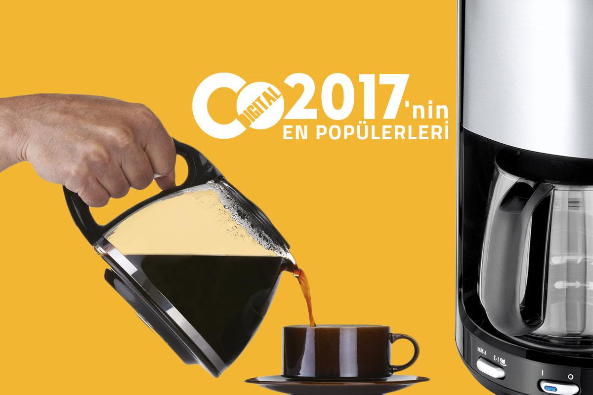 2017'nin En Popüler Filtre Kahve Makineleri