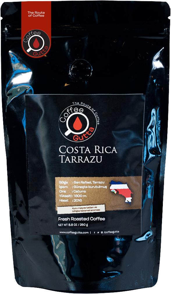 Coffee Gutta - Coffee Gutta Costa Rica Tarrazu Kahve 250 G
