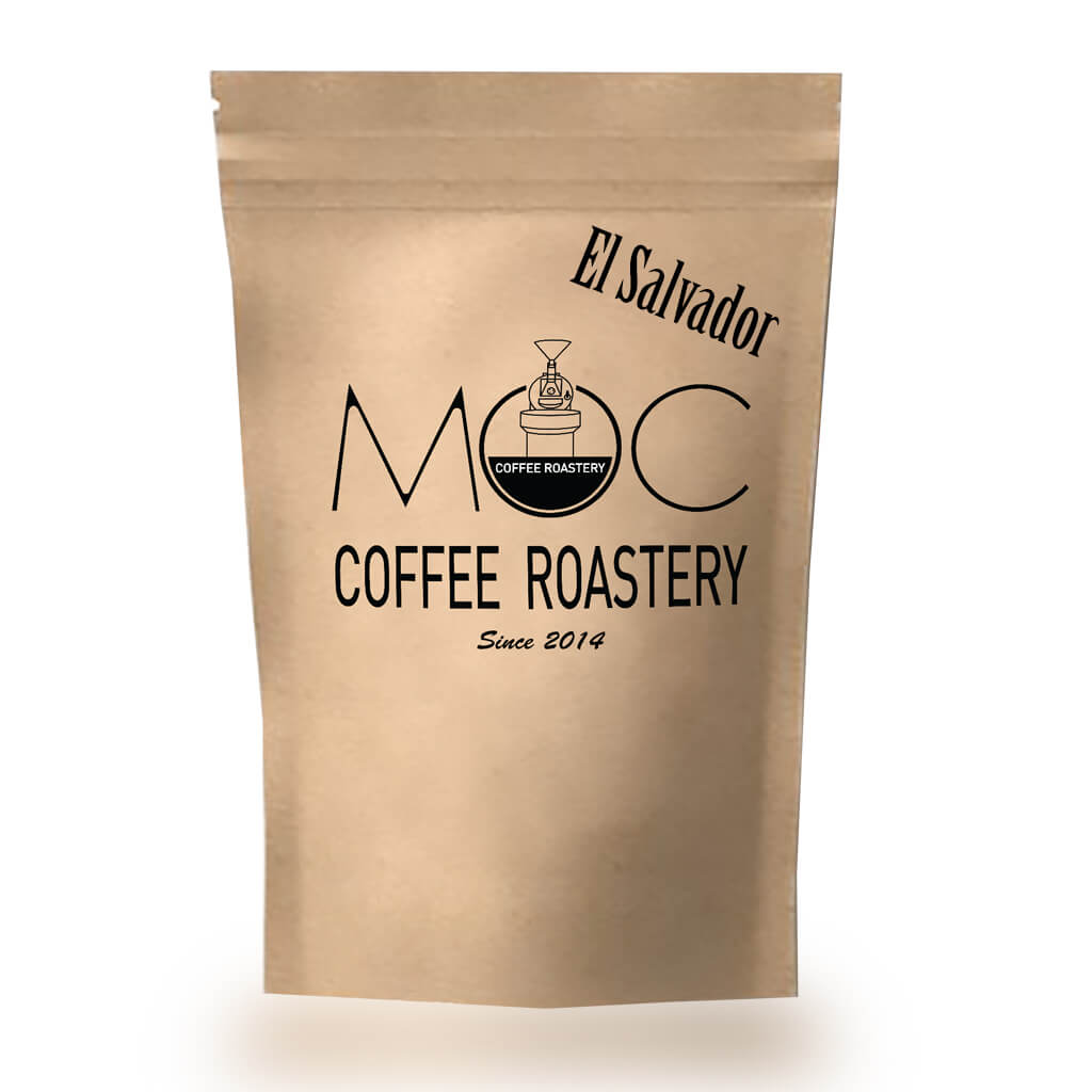 MOC Coffee Roastery - MOC Coffee Roastery El Salvador Kahve 250 G