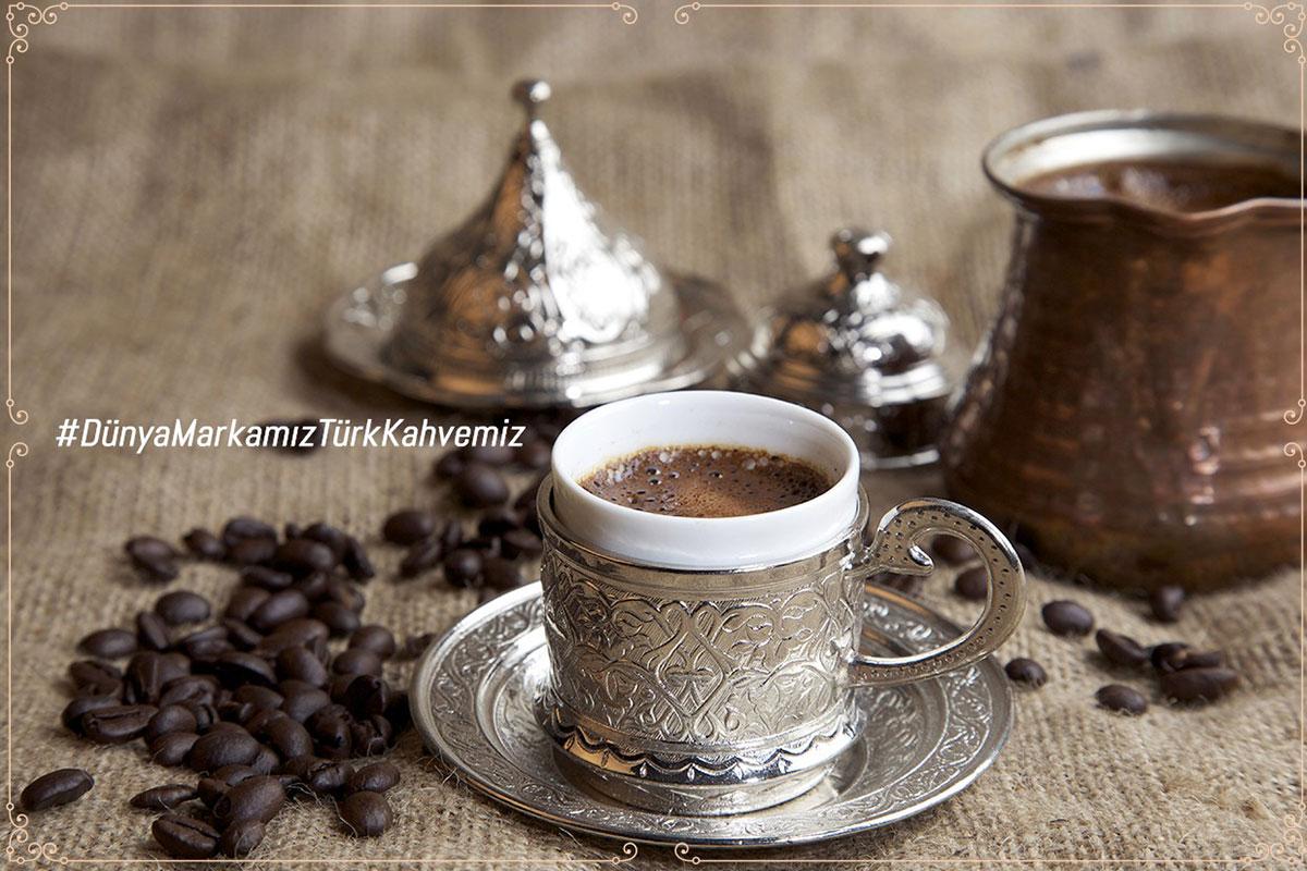 Türk Kahvesi İmza Kampanyası; #DünyaMarkamızTürkKahvemiz
