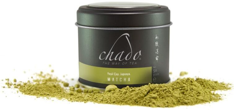 Chado - Chado Matcha Çayı 50 G