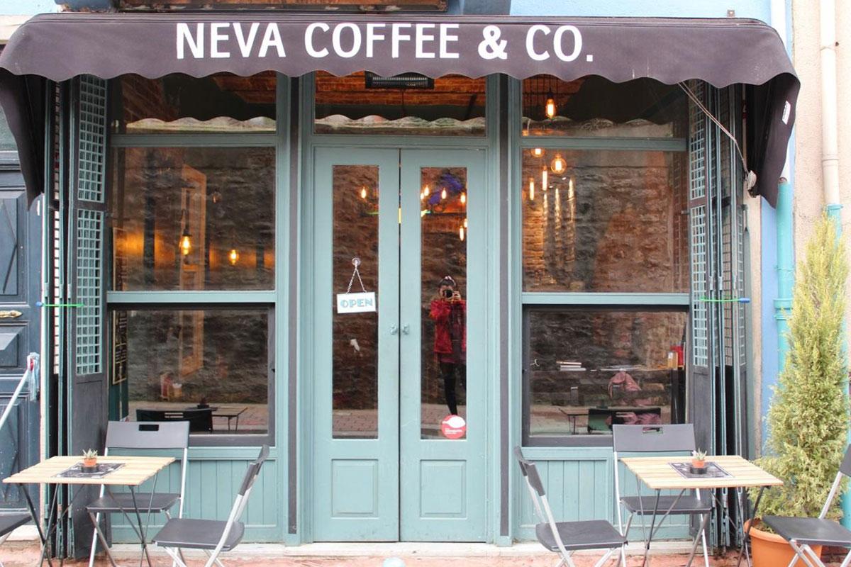 "Neva Coffee - Balat'ta Yeni Bir ""Makam"""
