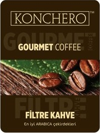 Konchero - Konchero Öğütülmüş Filtre Kahve 500 G