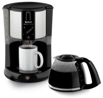 Tefal - Tefal Subito Mug 2in1 Filtre Kahve Makinesi
