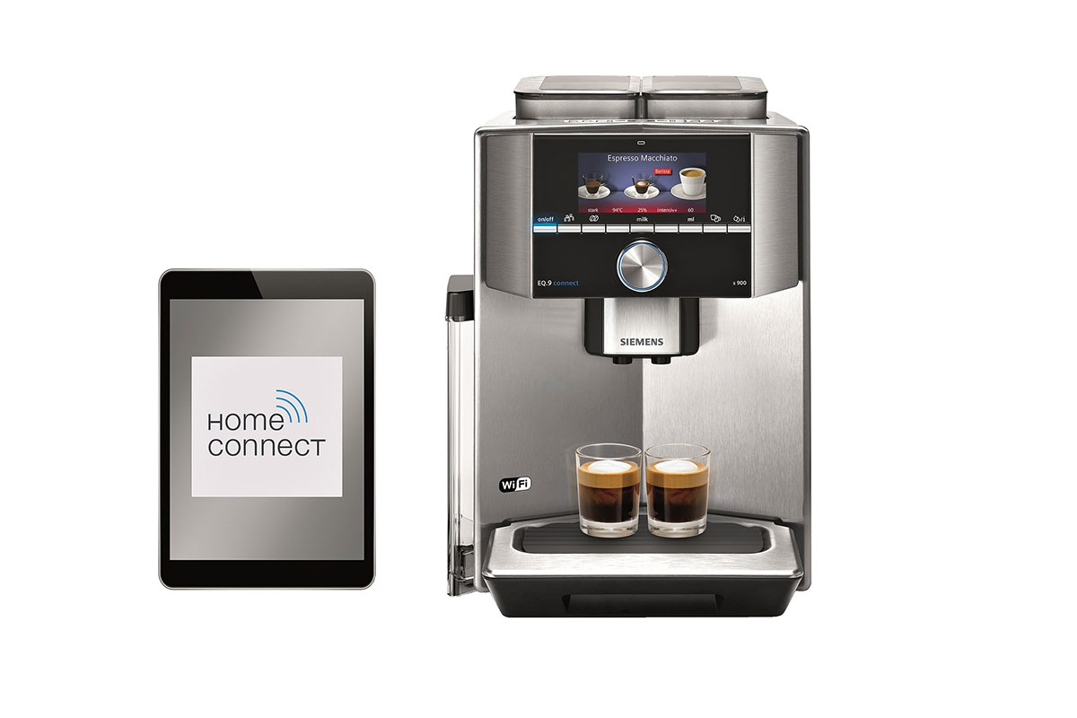 Siemens EQ.9 connect İle Zengin Kahve Deneyimi