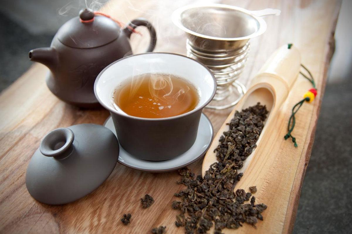 Türkiye'de İlk Kez Oolong Çayı Üretildi