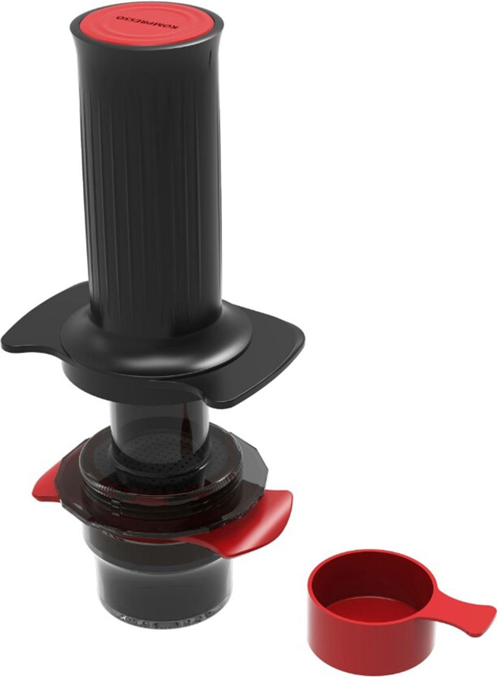 Cafflano - Cafflano Kompresso Taşınabilir Kahve Makinesi