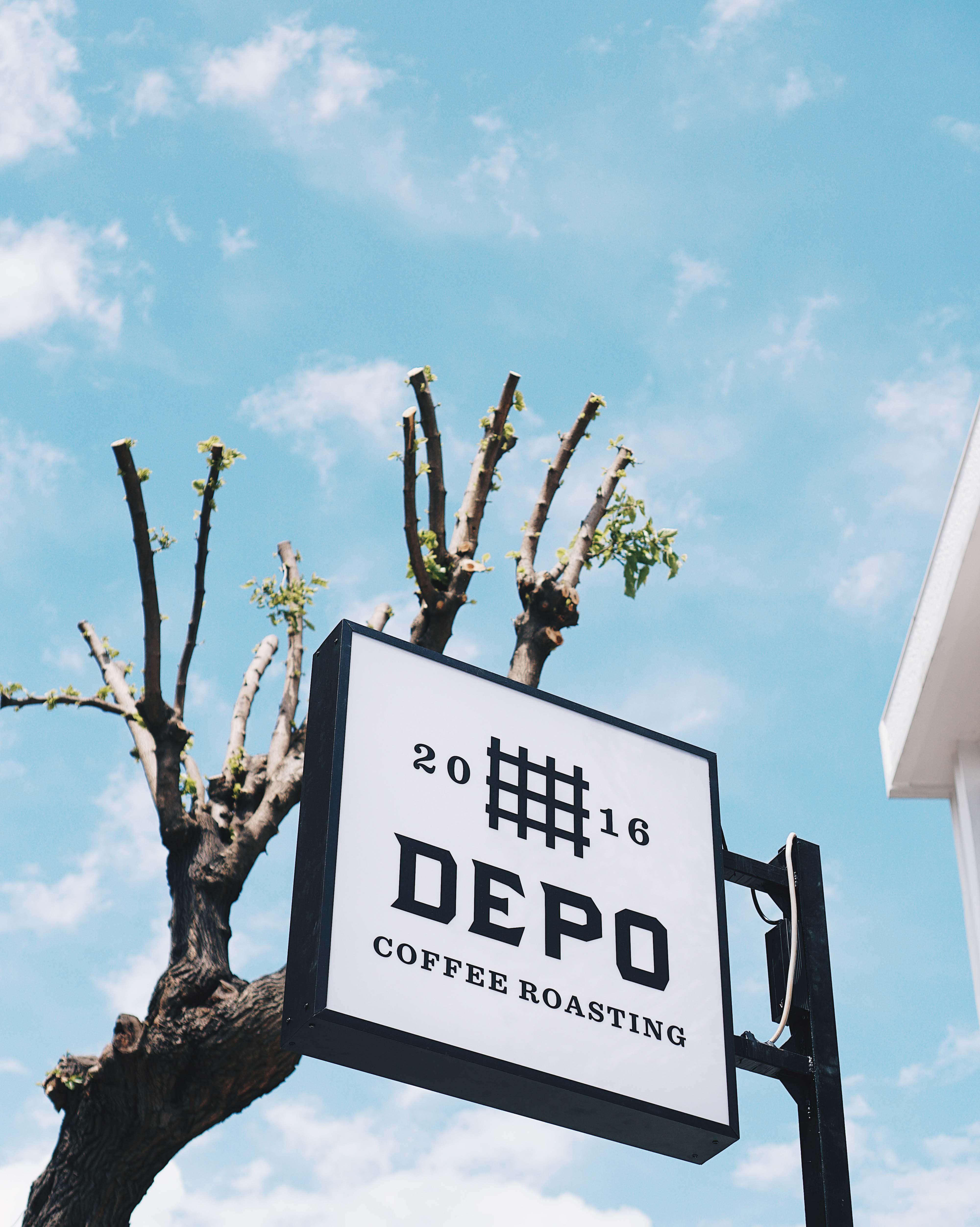 Depo Coffee Roasting (Kavacık)