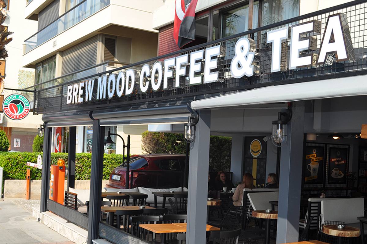 Brew Mood Coffee & Tea Bostanlı Şube