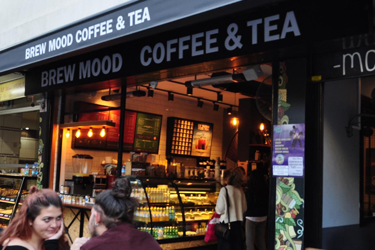 Brew Mood Coffee & Tea Sevgi Yolu Şube