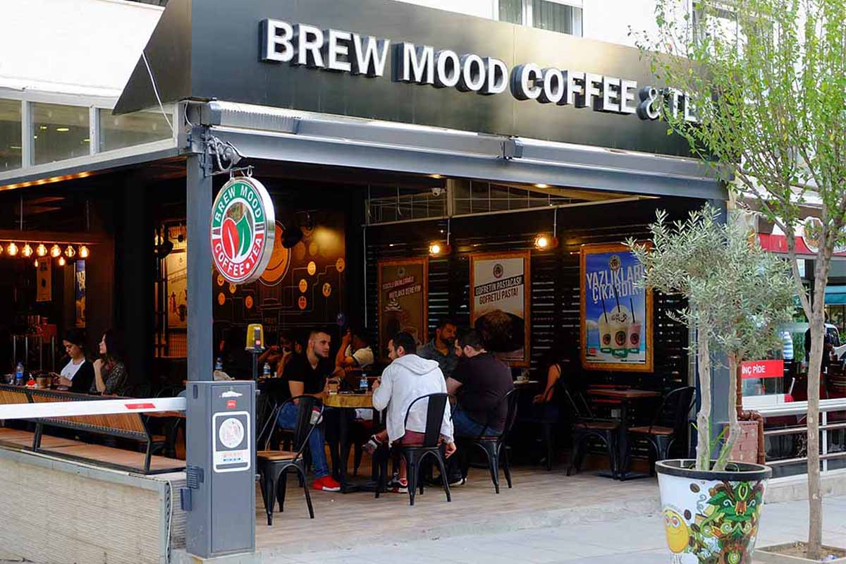 Brew Mood Coffee & Tea Bornova Süvari Caddesi