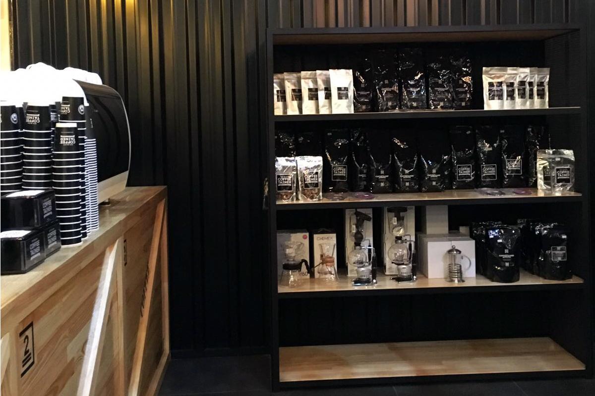 Coffeetainer, Mng Avm Erzurum