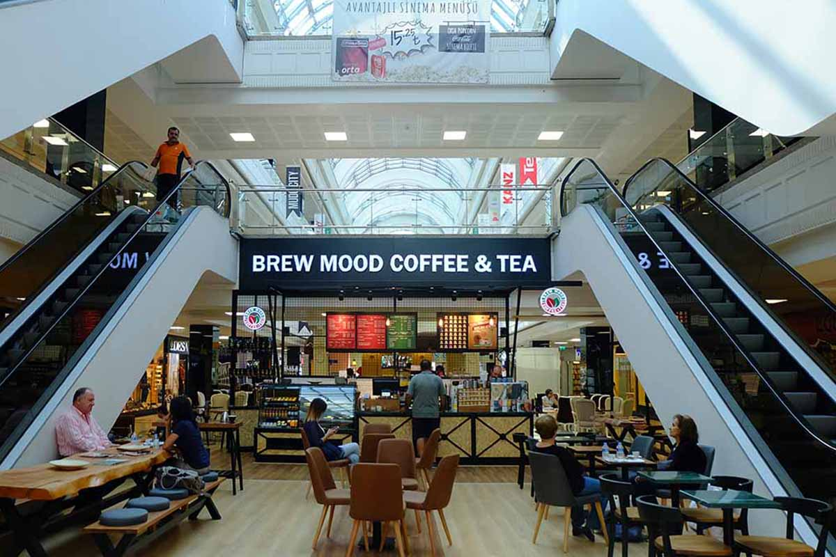 Brew Mood Coffee & Tea Mavişehir Ege Park