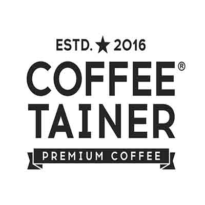 Coffeetainer, Nashira Park Logo