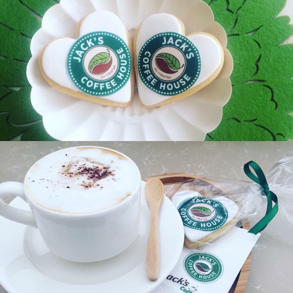 Jack's Coffee House Bakırköy Logo