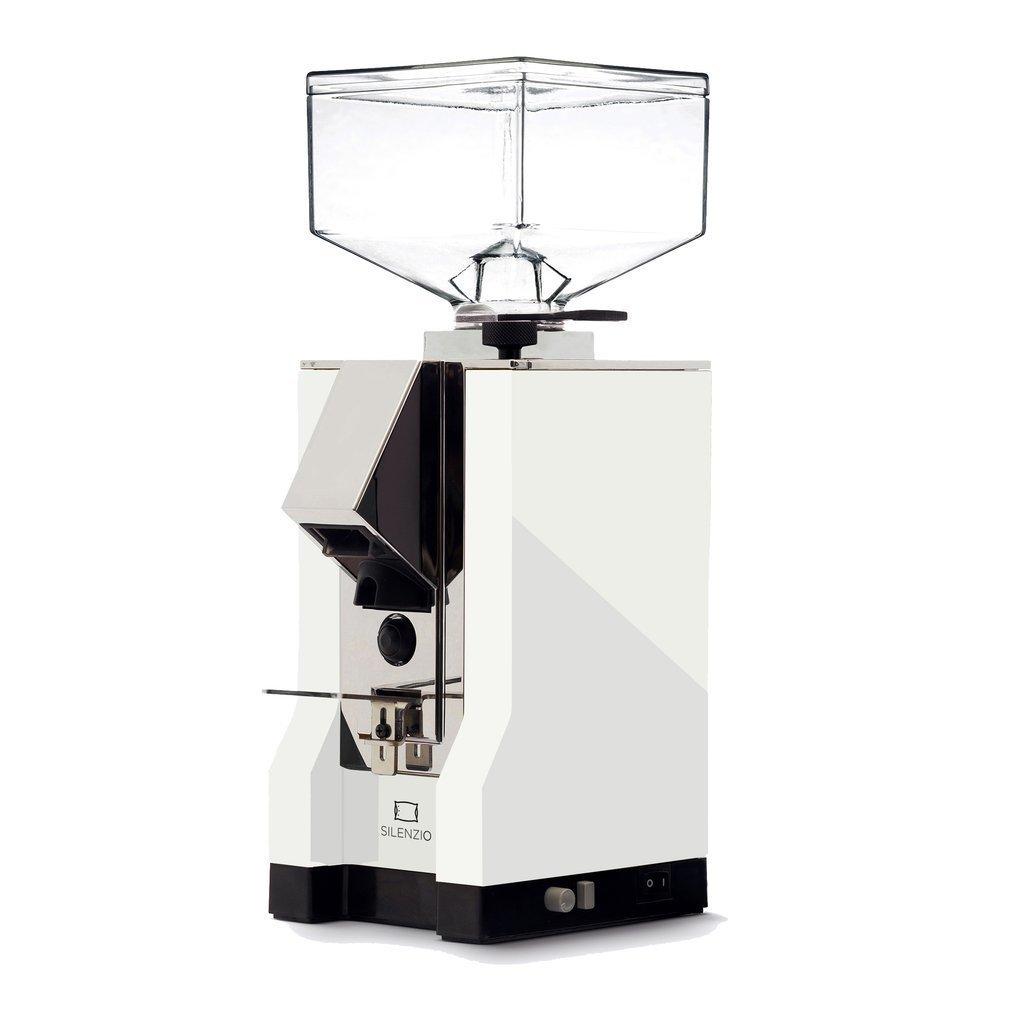 Eureka - Eureka Mignon Silenzio 16CR Kahve Öğütücü Beyaz