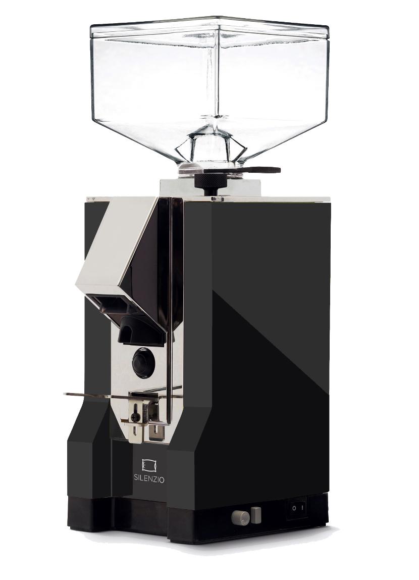 Eureka - Eureka Mignon Silenzio 16CR Kahve Öğütücü Mat Siyah