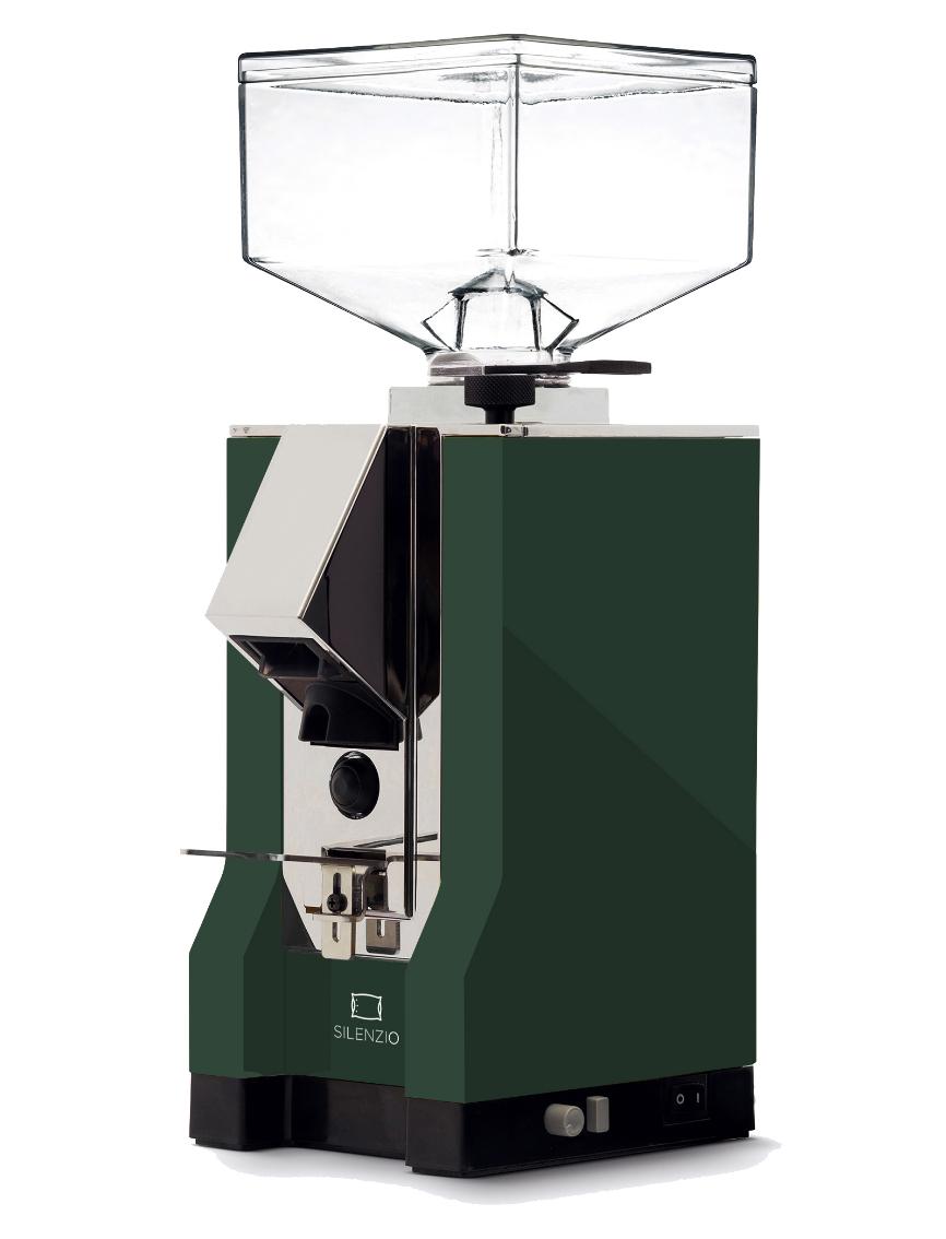 Eureka - Eureka Mignon Silenzio 16CR Kahve Öğütücü Gourmet Green