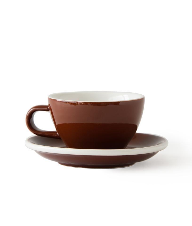 Acme - Acme EVO Cappuccino Weka Fincan 6'lı Set