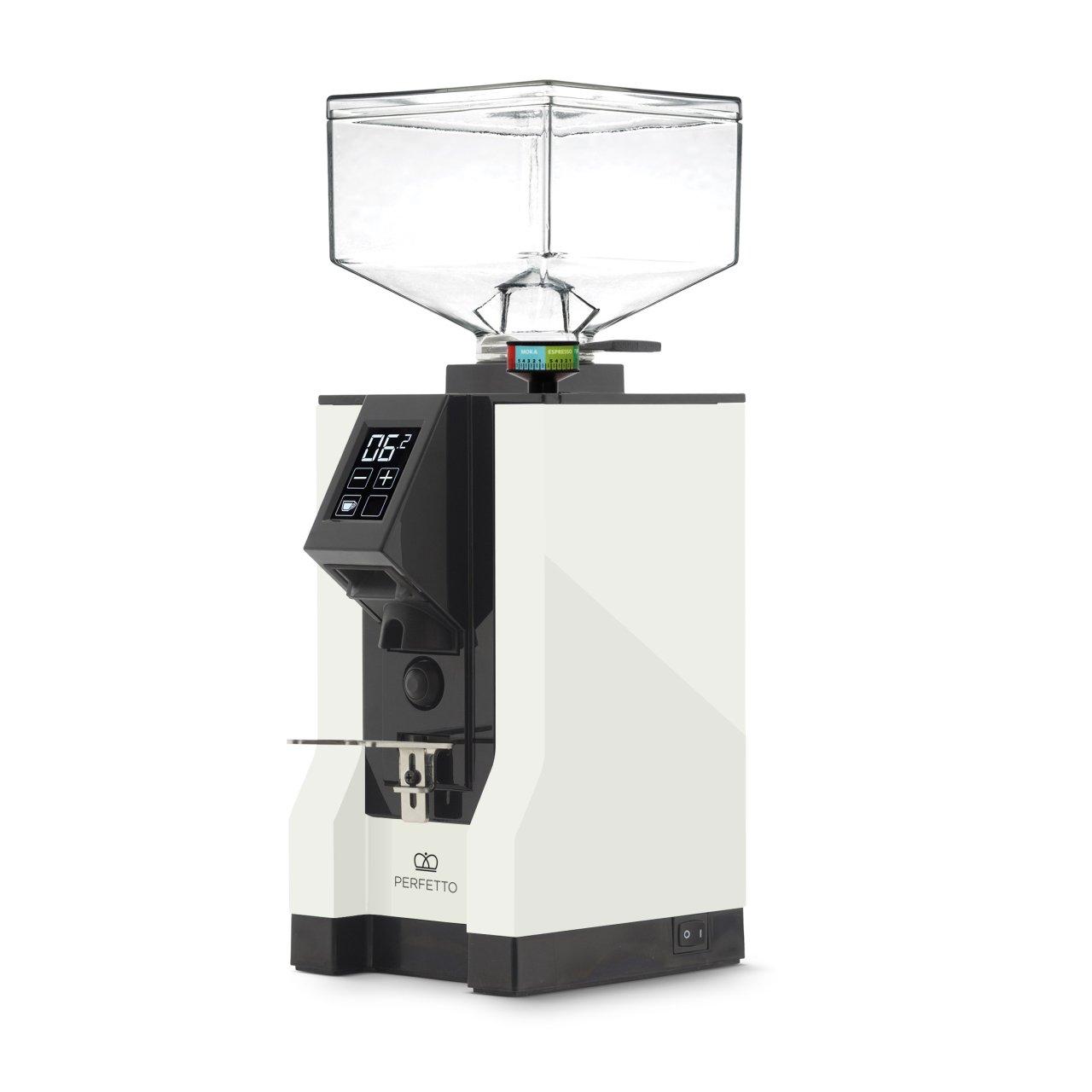 Eureka - Eureka Mignon Perfetto 15BL Kahve Öğütücü Beyaz