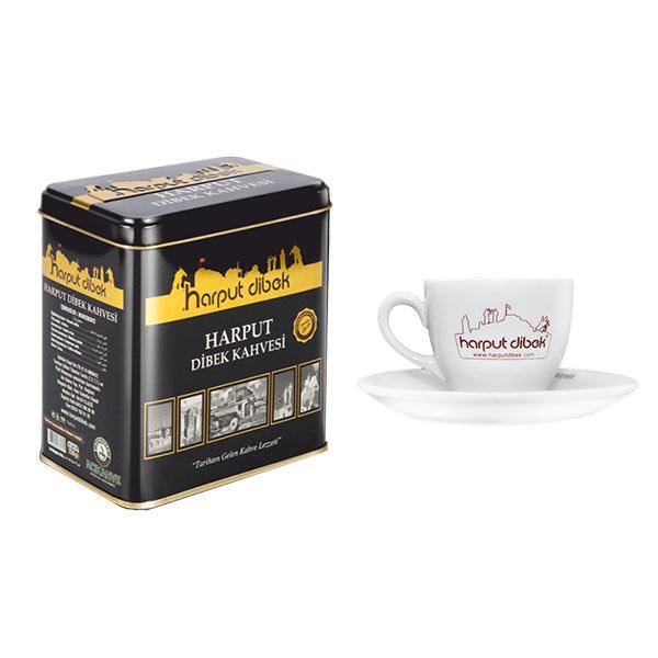 Harput Dibek Kahvesi - Harput Dibek Kahvesi 250 G + İndirimli Fincan