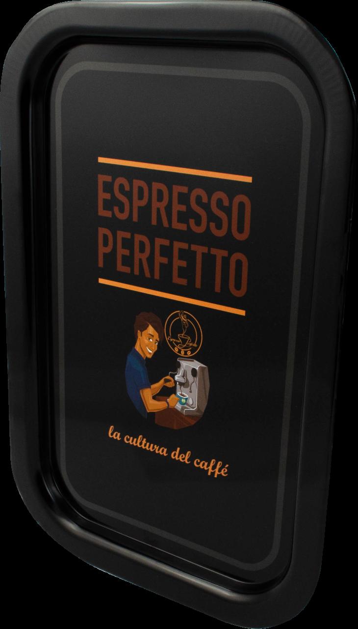 Espresso Perfetto - Espresso Perfetto Barista Tepsi