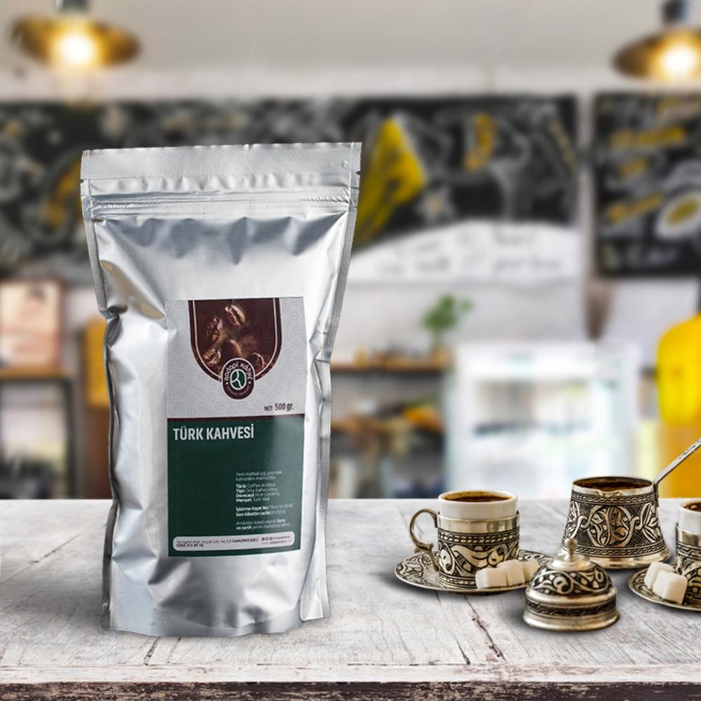 Rodopi Kahve Türk Kahvesi 500 G