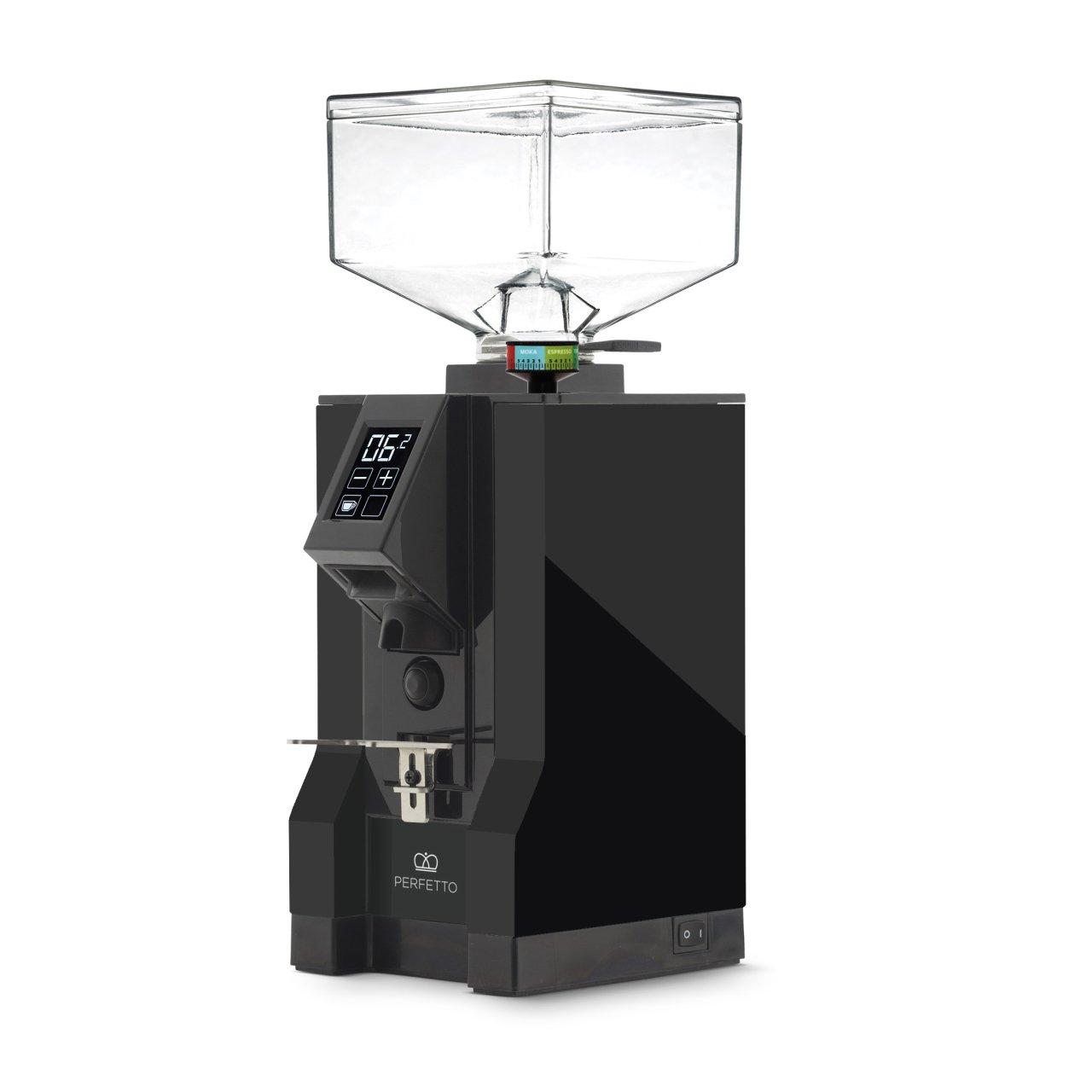 Eureka - Eureka Mignon Perfetto 15BL Kahve Öğütücü Mat Siyah