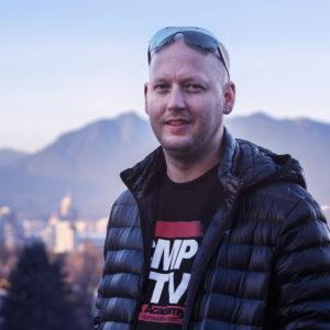 Vladimir Valovic - Mentor / CEO Compozitive