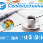 Abonament la revista Contemporanul in format tiparit pentru strainatate