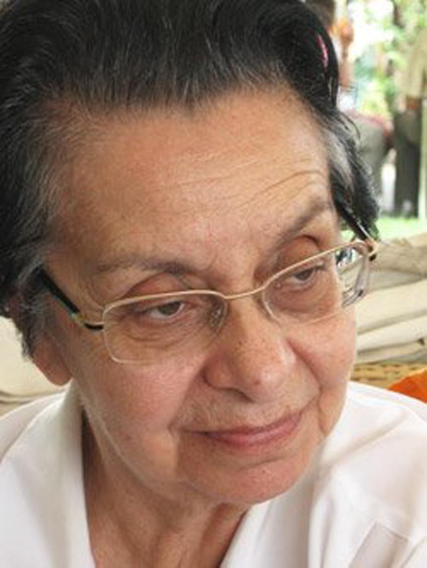 Janina Ianoși (12 iulie 1930 - 16 ianuarie 2017) - Contemporanul