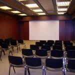Sala 3: ecrã