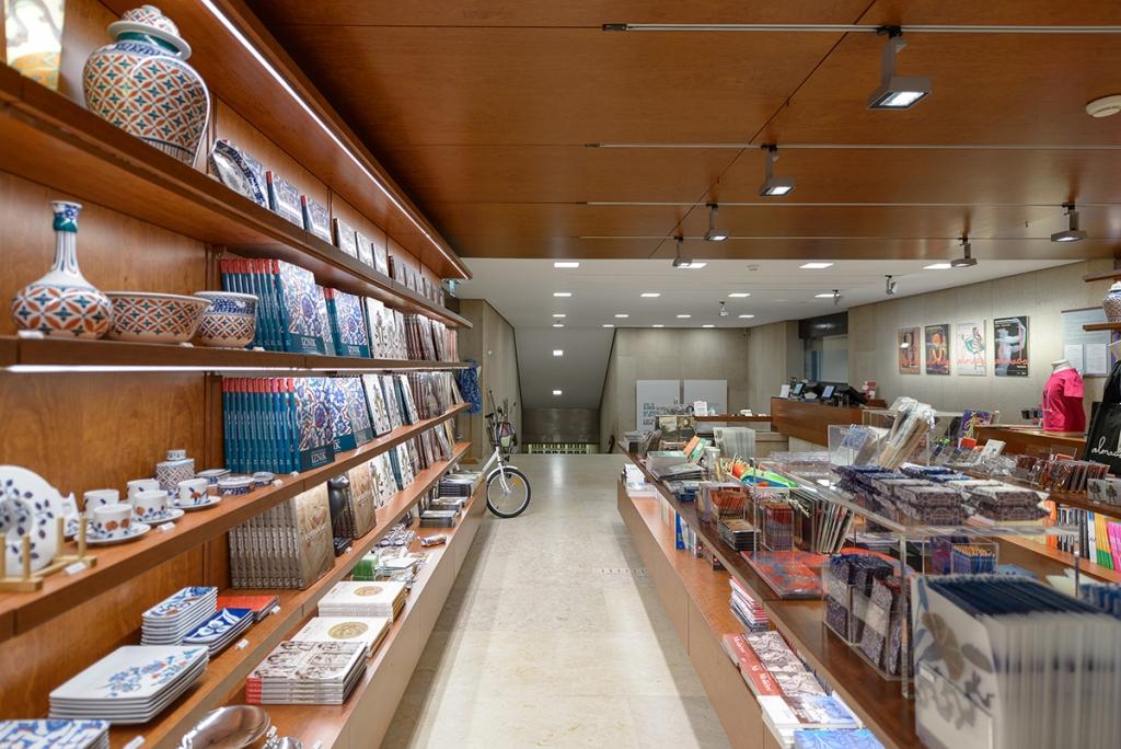 Shop of the Calouste Gulbenkian Museum - The Founder's Collection © Ricardo Oliveira Alves