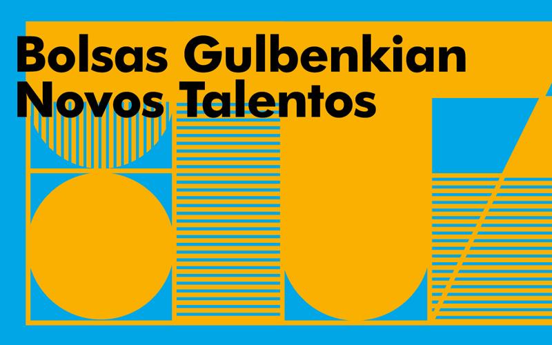 Bolsas Gulbenkian Novos Talentos